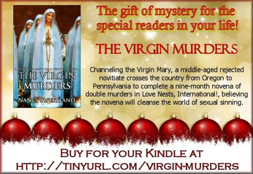 The Virgin Murders by Nancy Sweetland