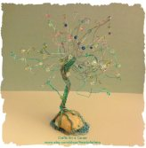 Sea Breeze Wire Tree $35.00