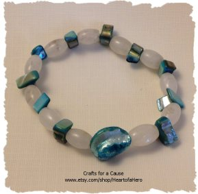 Chunky_Shell_Topaz-bracelet