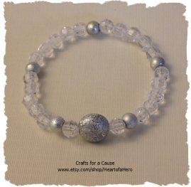 SIlver_Frosted-bracelet